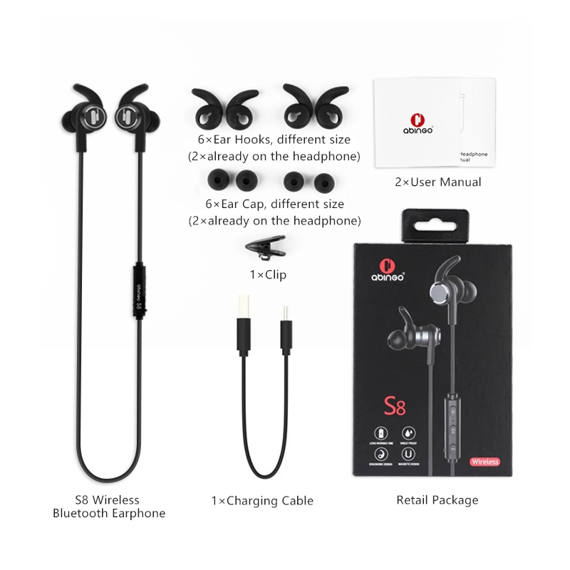Wireless In Ear Earphones