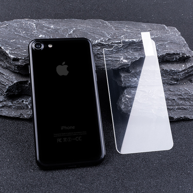 iphone 8 back tempered glass screen protector shield