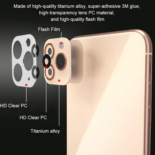 Iphone Lens Protector
