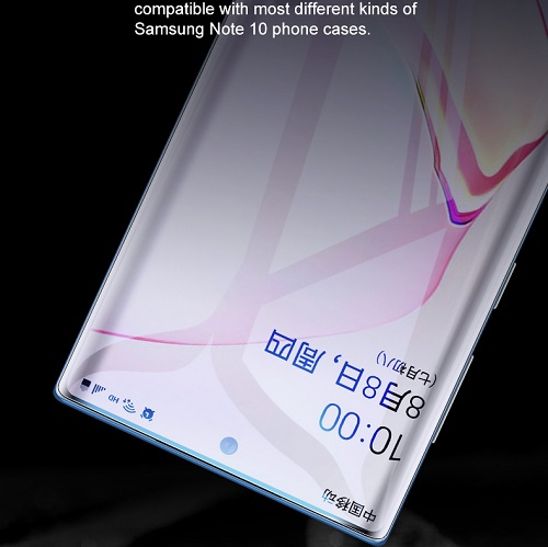 Samsung Blur Light Glass Screen Guard